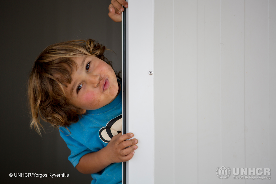 Greece. A better deal for asylum seekers and refugees